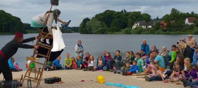 19.6. um 15 Uhr: Open-Air-Theater für Kinder an der Promenade