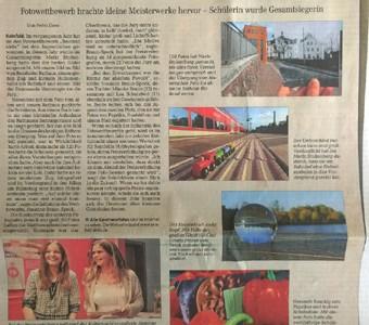 "LN-Bericht ""Reinfeld in vielen Facetten"" (Fotowettbewerb)"